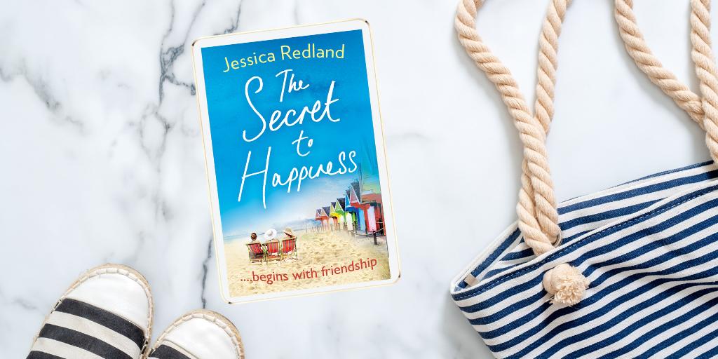 Jessica Redland - The Secret To Happiness