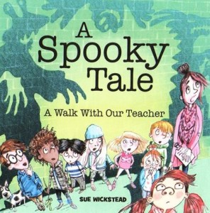 spooky tale cover