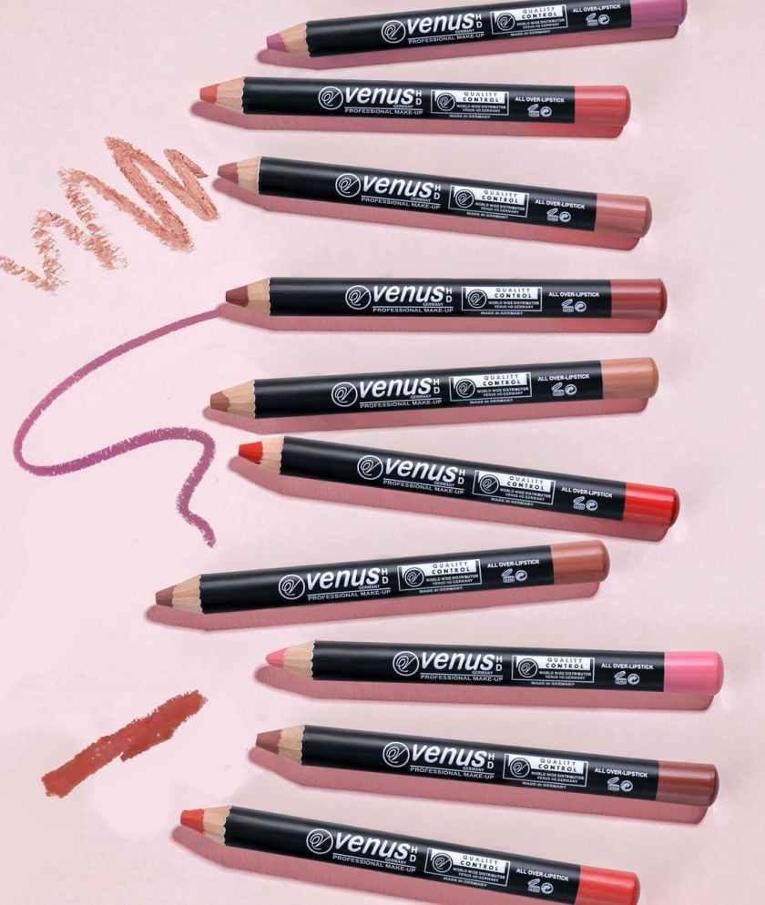 photo of venus eyeliner pencil set