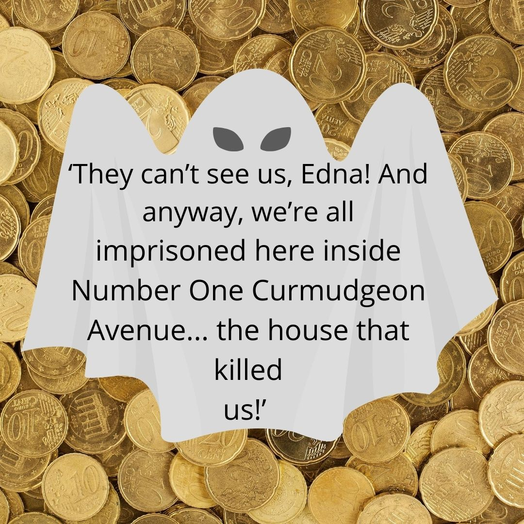 Do You Believe in Ghosts? The Ghosts of CurmudgeonAvenue?