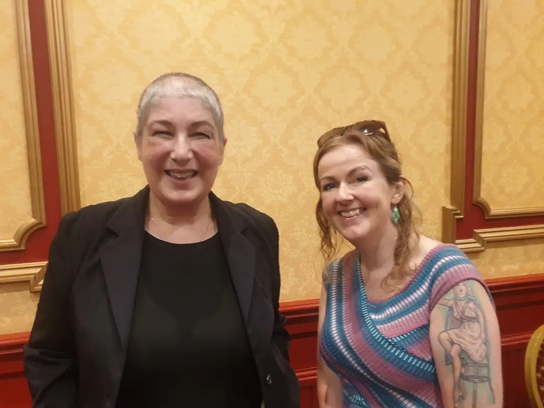An Evening with Joanne Harris (my visit to Todmorden Book Festival on the 25th of September) @TodBookFest@Joannechocolat